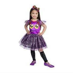 Other - NEW Batty Beauty Toddler Halloween Costume 2T